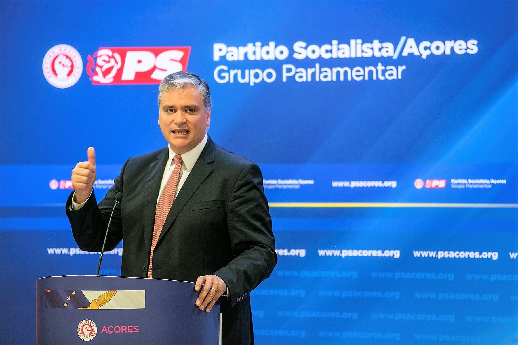 Região está preparada para vencer os desafios do futuro, garante Vasco Cordeiro