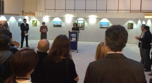 Sofia Ribeiro promove os Açores no Parlamento Europeu