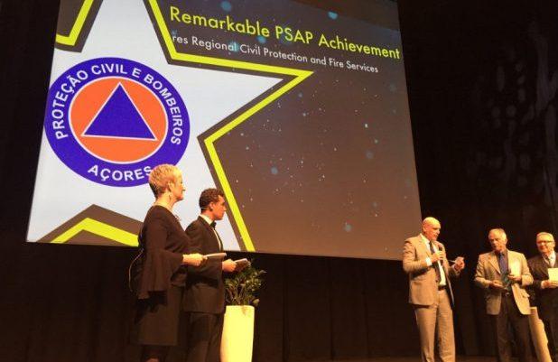 Açores vencem prémio europeu do sistema 112 na categoria Centros de Operações de Emergência
