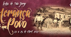 """Festas de São Jorge decorrem de 23 a 25 de abril sob o tema """"Herança de um Povo"""" (c/áudio)"""
