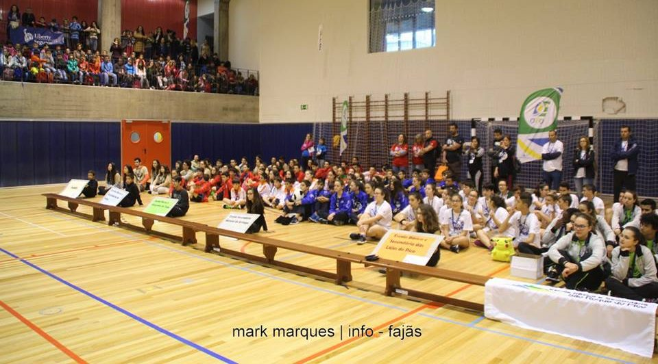 """EBS das Velas está a acolher XXVIII Jogos Desportivos Escolares sob o tema """"Pela Minha Escola"""" – Rui Moreira destaca trabalho desenvolvido por todo o pessoal da Escola (c/áudio)"""