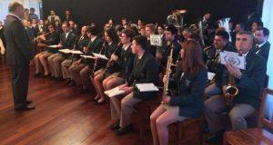 Sociedade Filarmónica Nova Aliança celebrou 117 anos e homenageou músicos mais antigos (c/áudio)