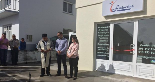 São Jorge dispõe a partir de agora de um Centro de Fisioterapia – Fisiovelas já foi inaugurada (c/áudio)