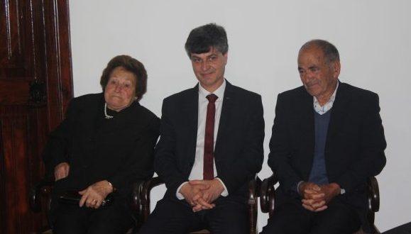 """No Dia Maior do concelho das Velas foram homenageadas 3 personalidades da ilha e Luís Silveira exaltou """"A Herança do Povo"""" de S.Jorge (c/áudio)"""