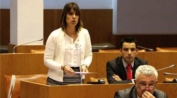 Catarina Cabeceiras exige reparação urgente do Caminho de Baixo na Calheta danificado há 4 anos