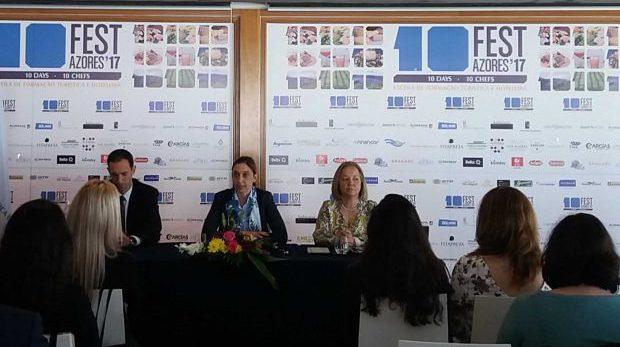 Marta Guerreiro afirma que '10 FEST Açores' é exemplo de reinvenção dos produtos gastronómicos regionais