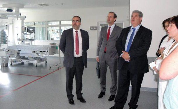 Deslocação de médicos especialistas entre Açores e Madeira será fomentada, garante Rui Luís