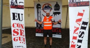 72 Km do Trail do São Jorge Ponta a Ponta percorridos em 8horas e 20 minutos pelo 1ºclassificado – participantes destacam enorme potencial de S.Jorge para estes eventos (c/áudio)