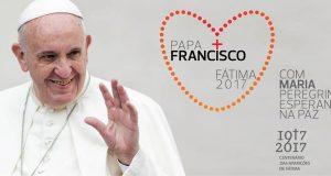 Papa Francisco chega hoje a Portugal para visita apostólica ao Santuário de Fátima