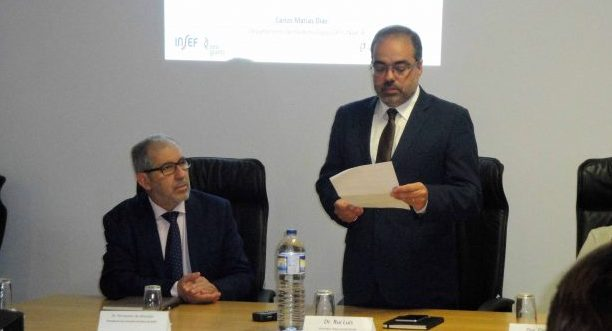 Rui Luís afirma que Inquérito Nacional de Saúde com Exame Físico deve servir de base às estratégias de intervenção em saúde