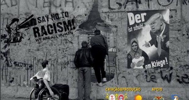 """Espetáculo """"Otimismo: Vencer Obstáculos"""" mostrou que é desde cedo que se deve aprender a lutar contra a discriminação (c/áudio)"""