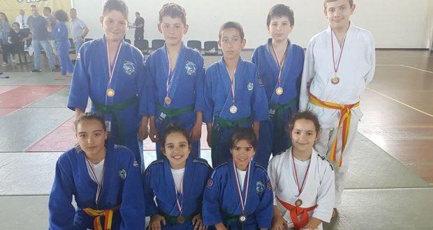 Fim-de-semana em grande para o Judo Clube São Jorge