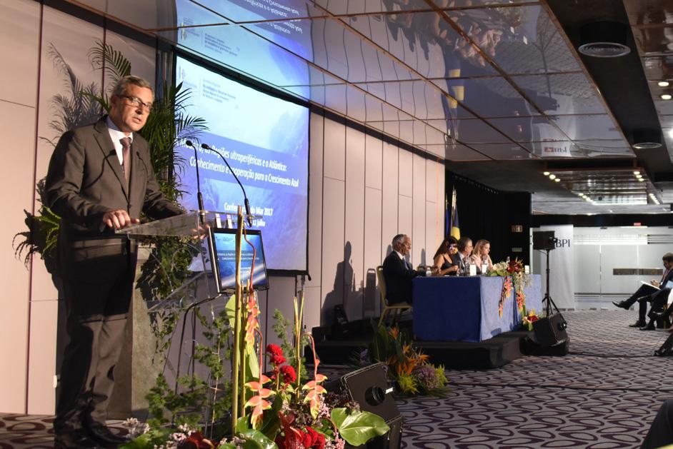 Parcerias entre regiões contribuem para eficácia das políticas de conservação marinha, afirma Gui Menezes