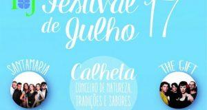 """Festival de Julho começa hoje sob o tema """"Calheta – Concelho de Natureza, Tradições e Sabores"""" (c/áudio)"""