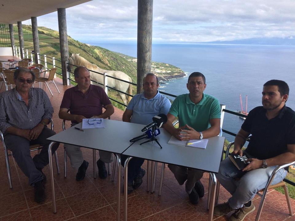 António Salgado é o candidato da CDU à Câmara Municipal das Velas e quer promover política de maior proximidade, defendendo grande aposta no turismo (c/áudio)