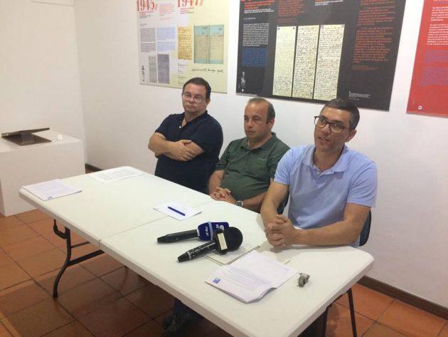 Pedro Pessanha é o candidato da CDU à Câmara Municipal da Calheta – candidato quer afirmar o concelho no contexto regional e sobretudo no triângulo (c/áudio)