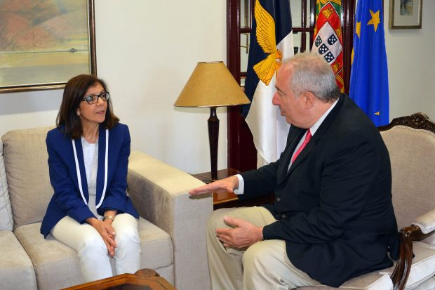 Governo dos Açores e Argélia abrem portas a relações comerciais