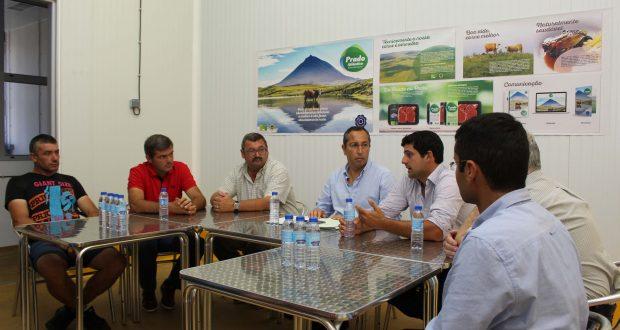 Governo dos Açores quer isentar de rateios os primeiros 10 bovinos candidatados ao prémio ao abate em 2018