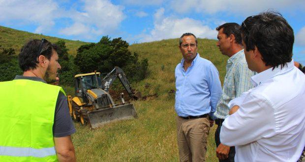 Investimentos em infraestruturas agrícolas são essenciais para melhoria do rendimento e condições de trabalho, afirma João Ponte