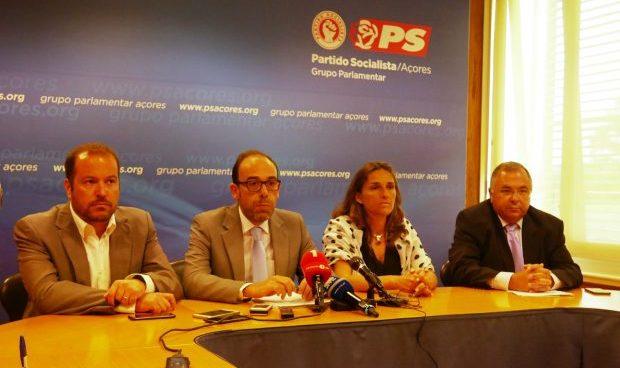 """PS reitera confiança no deputado Miguel Costa e acusa PSD Açores de fazer """"política de casos, enredos e ataques pessoais"""""""
