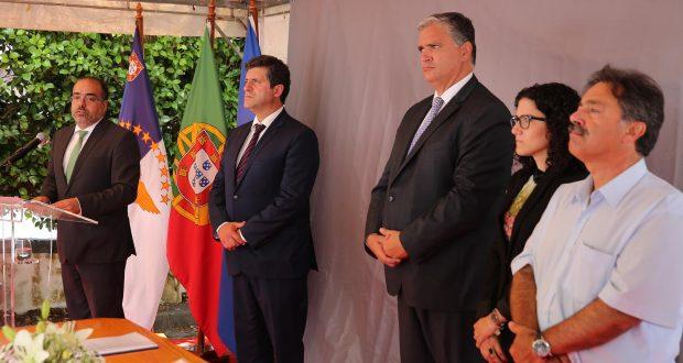 Rede de infraestruturas de saúde nos Açores está ao nível do melhor do país, afirma Rui Luís