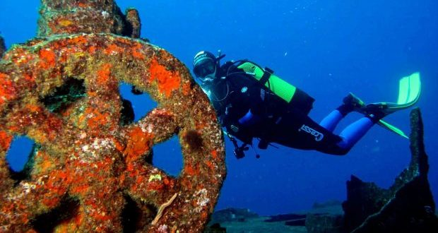 """Direção Regional da Cultura promove """"Um mergulho na arqueologia subaquática"""""""