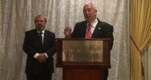 Rui Bettencourt defende importância da diáspora na projeção externa dos Açores