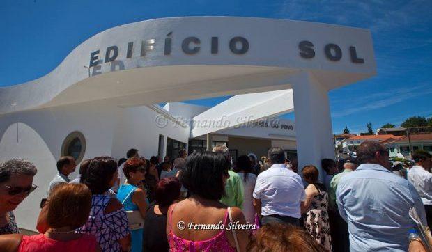 Passados 15 anos do surgimento do projeto, Edifício Sol foi inaugurado esta terça-feira, em Rosais (c/áudio)