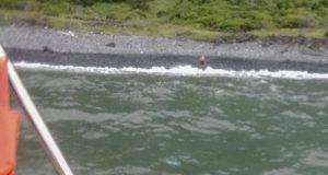 Turista italiano resgatado a norte de São Jorge (c/vídeo)