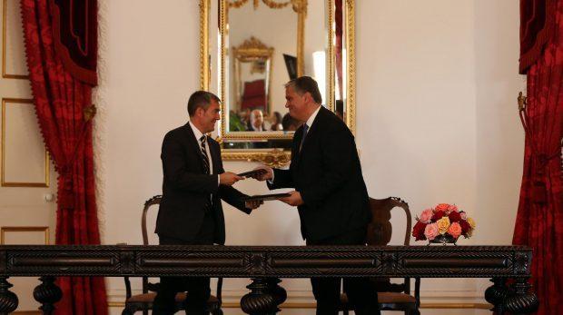 Governos dos Açores e Canárias assinam Memorando de Entendimento