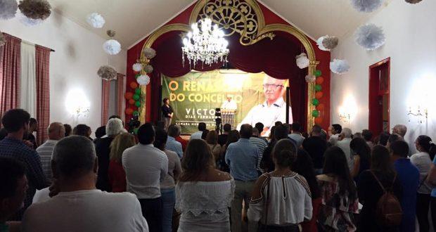 Victor Fernandes quer tornar a Calheta num concelho de grandes oportunidades para todos (c/áudio)