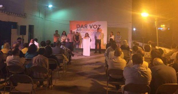 Paula Amarante quer travar medo que diz haver nas Velas – candidata do PSD promete criar oportunidades para todos independentemente da cor política (c/áudio)