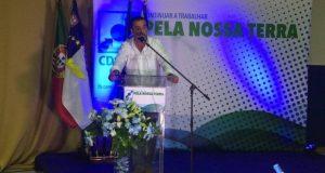 """Luís Silveira recorda """"mandato bastante difícil"""" e recebe votos de confiança do CDS-PP a nível regional e nacional (c/áudio)"""