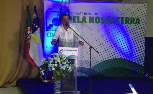 Luís Silveira renova maioria na Câmara das Velas com 53,62% dos votos (c/gráfico)
