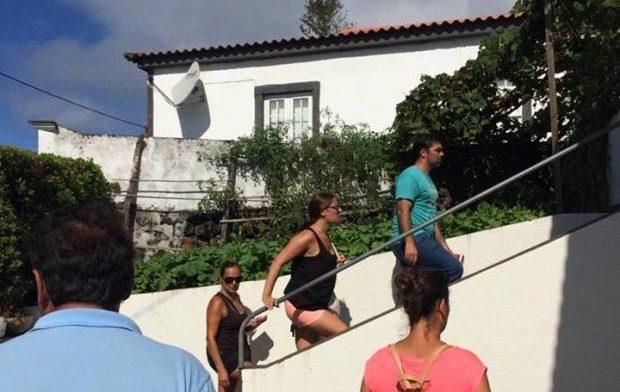 """""""Carinho e amizade"""", que André Rodrigues espera que se traduzam em votos no próximo domingo, é o que a campanha do PS tem recebido um pouco por todo o concelho (c/áudio)"""