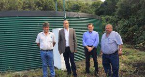 Governo Regional vai continuar a investir no abastecimento de água às explorações agrícolas em 2018, assegura João Ponte