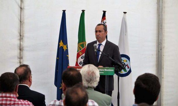 Leite dos Açores vai ser alvo de um estudo comparativo por uma entidade reconhecida internacionalmente, anuncia João Ponte