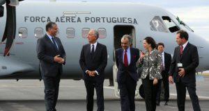 Presidente do Governo acompanhou Presidente da República em Santa Maria – Celebrações do 10 de junho começam nos Açores