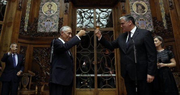 """Vasco Cordeiro faz votos que o Presidente da República leve imagem de """"um povo mobilizado para vencer"""" os desafios da Região"""