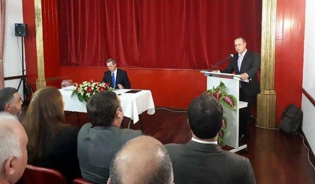 Órgãos autárquicos da Calheta tomaram posse – Concelho com futuro promissor é grande objetivo de Décio Pereira para os próximos 4 anos (c/áudio)