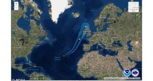 Ciclone Ophelia aproxima-se dos Açores, alerta Proteção Civil