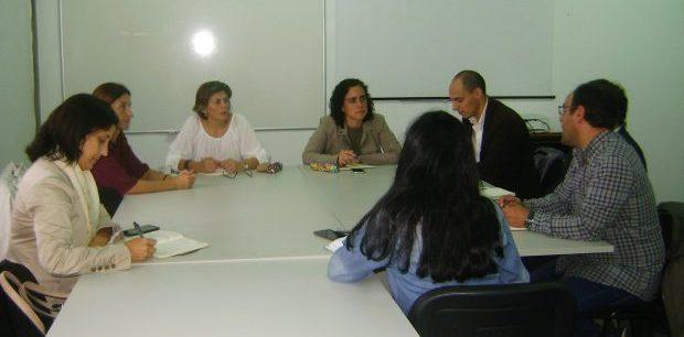 """""""Para o PS é sempre importante sair do papel e passar para o terreno"""", afirma Renata Correia Botelho"""