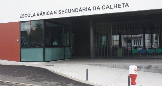 Com obra quase concluída, EBS da Calheta tem tudo pronto para o arranque do Ano Letivo 2018/2019 (c/áudio)
