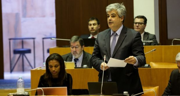 Parlamento aprova resolução do PSD/Açores sobre cadeia de Ponta Delgada e da Horta