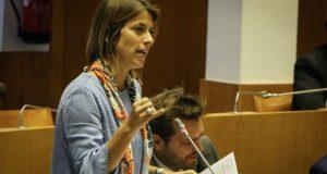 Catarina Cabeceiras volta a lamentar suspensão da Linha Lilás e questiona Governo sobre Rampa Ro-ro de Angra do Heroísmo (c/áudio)