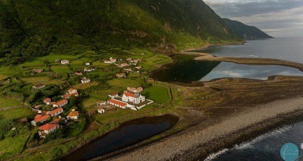 """Filipe Lopes expõe """"São Jorge from the sky"""" nos EUA – fotografia aérea é a mais recente aposta do fotógrafo jorgense (c/áudio)"""