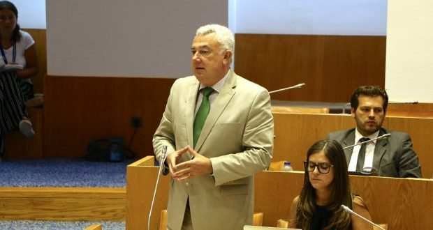 Artur Lima quer conhecer resultados dos milhões atribuídos à Associação de Turismo dos Açores