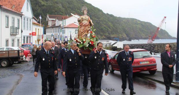Celebrou-se no dia 25 de Novembro o Dia Maior do Concelho da Calheta em honra da padroeira Santa Catarina (c/áudio)