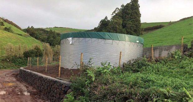 Governo dos Açores reforça abastecimento de água aos agricultores de São Jorge