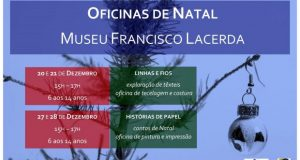 Museu Francisco de Lacerda promove oficina Férias de Natal